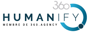 Logo Humanify360_travailler avec 360.Agency _Interview John Burnett