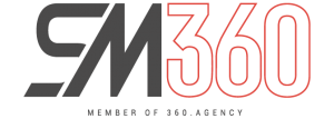 SM360 logo_work with 360.Agency