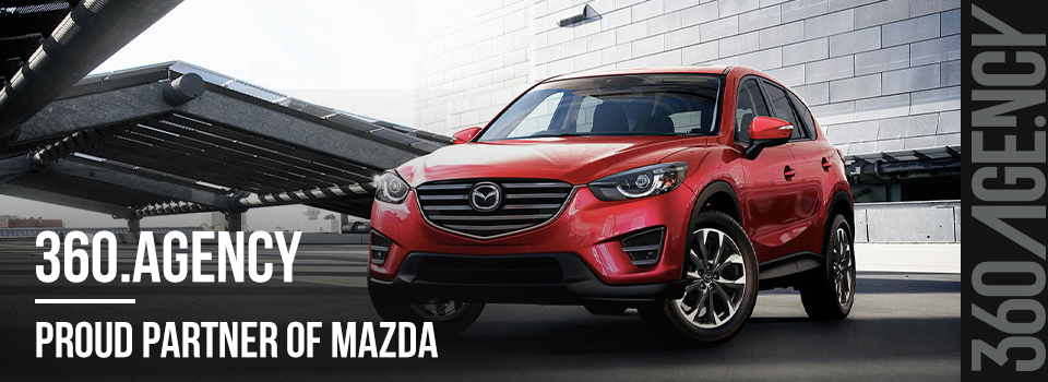 360.Partners – 360.Agency Proud Partner of Mazda Canada