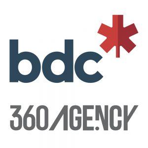 360.Agency - Logo BDC Hackathon