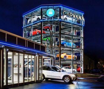 carvana - Concessions automobiles & commerce en ligne : une révolution déjà en route - 360.Agency