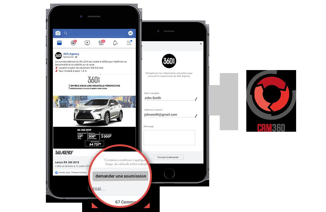 ADS 360_publicité à formulaire facebook_360.Agency