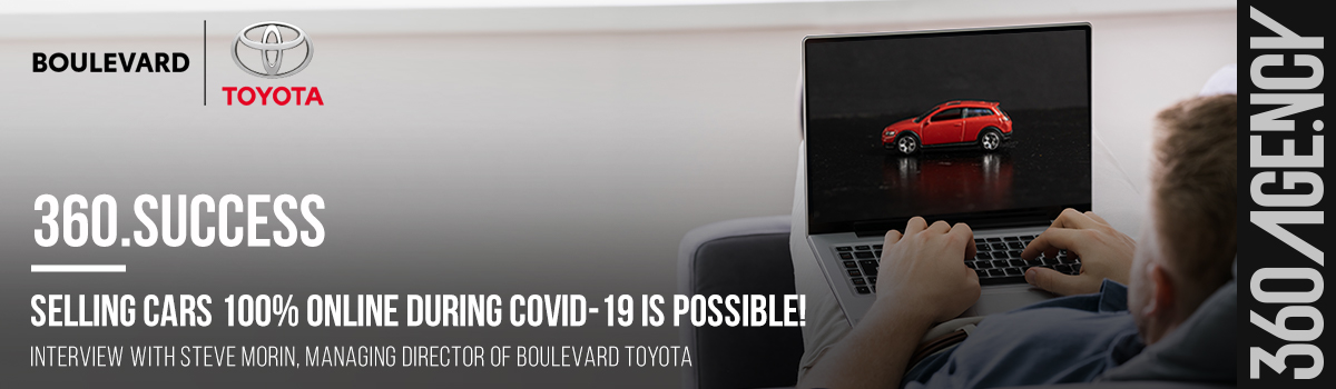 Selling cars online during COVID-19