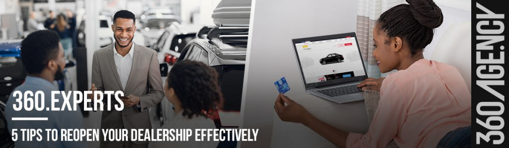 Reopen your dealership effectively