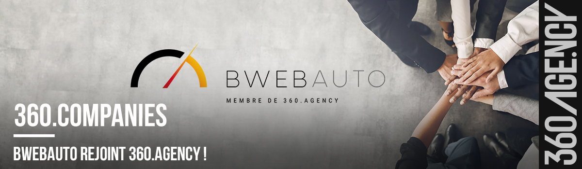 Bwebauto rejoint 360agency