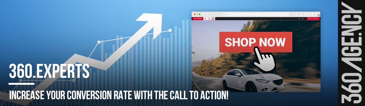 Increase your conversion rate with the call to action!