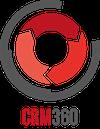 CRM 360_logo_black_gestionnaire d'opportunité_360.Agency