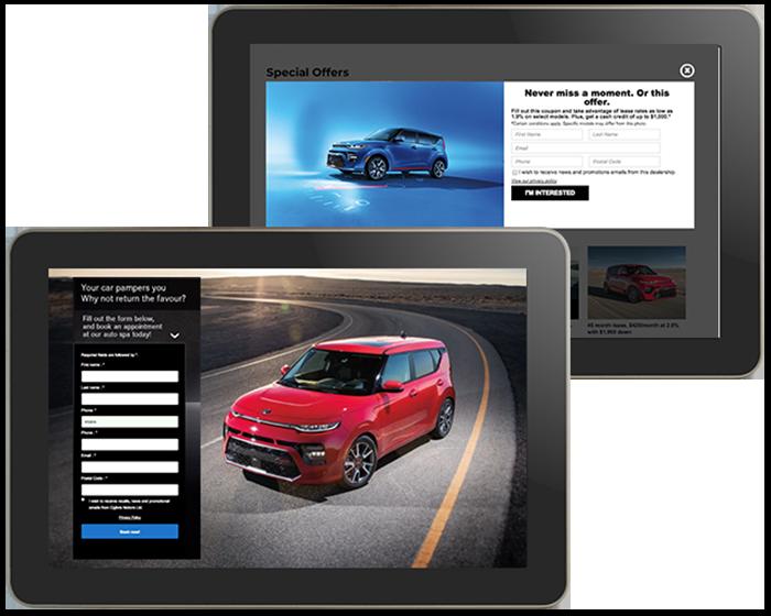 customized premium website 360.agency