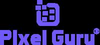 Pixel Guru purple