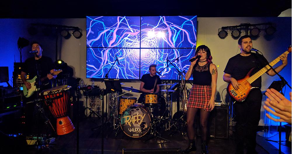 Rock band 2018