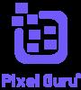 icon pixel guru app purple